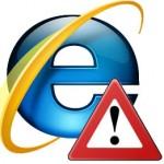 Fallo de seguridad en Internet Explorer